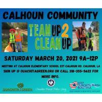 Calhoun Community - Team Up 2 Clean Up