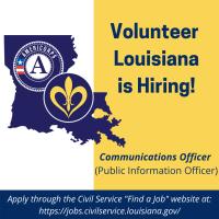 Volunteer Louisiana - Office of the Lieutenant Governor