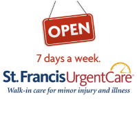 St. Francis Urgent Care- We're Committed to Caring for OUR COMMUNITY