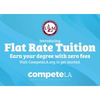 UL System announces special flat-rate tuition for Compete LA students