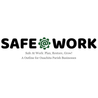 Update: Gov. Edwards announces Phase 1 & Safe at Work Industry Specific Guidance