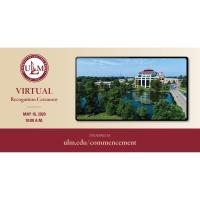 ULM to host Virtual Recognition Ceremony for Spring 2020 graduates
