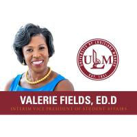 ULM names alumna Valerie Fields as Interim VP of Student Affairs