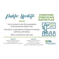Public invited to view Downtown Master Plan