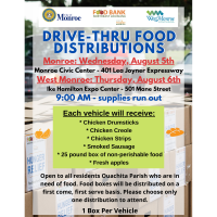 Twin Cities Hosting Food Distributions in August