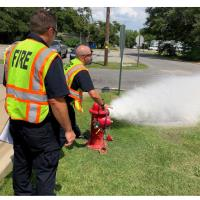 West Monroe Fire Department to conduct Fire Hydrant Testing 9/14/20