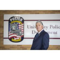 UPD Director Tom Torregrossa named a finalist for Campus Safety Director of the Year