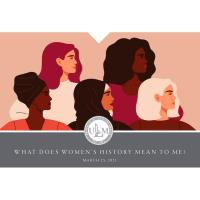 ULM presents 'What does Women's History mean to me?' Thursday at 6 p.m.