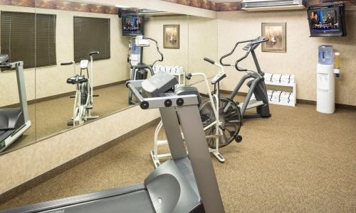 Fitnesss Room