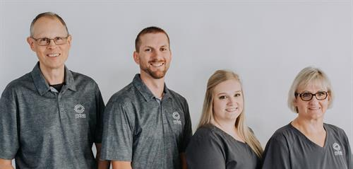 Mabee Eye Clinic Optical Staff