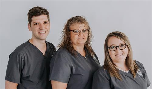 Mabee Eye Clinic Optometric Assistants