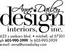 Anne Dailey Design Interiors Inc.