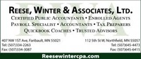 Reese Winter & Associates