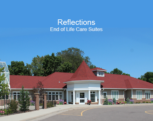 Reflections: End of Life Care Suites