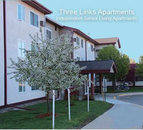 Three Links Apartments: Independent Senior Living Apartments