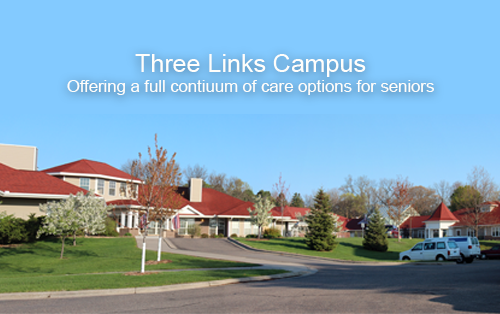 Three Links campus 815 Forest Avenue, Northfield MN