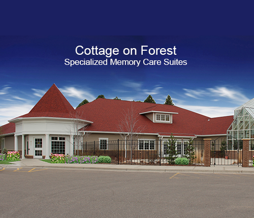 Cottage on Forest: Specialized Memory Care Suites