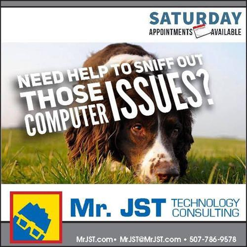 Need Help Sniffing Out Those Computer Issues? We can help!