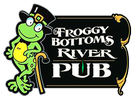 Froggy Bottoms River Pub & Lily PADio