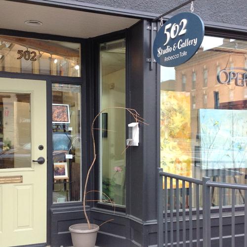 502 Studio & Gallery