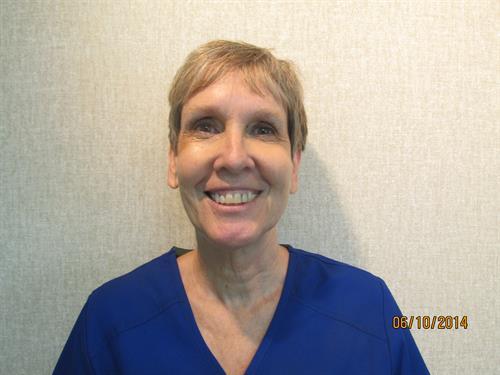 Caregiver Rebecca Mack
