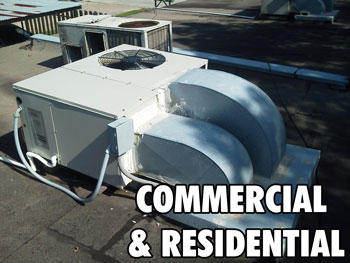 We Do Commercial and Residential