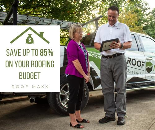 The money saved with a Roof Maxx treatment can go towards the remodeling of other areas of your property.