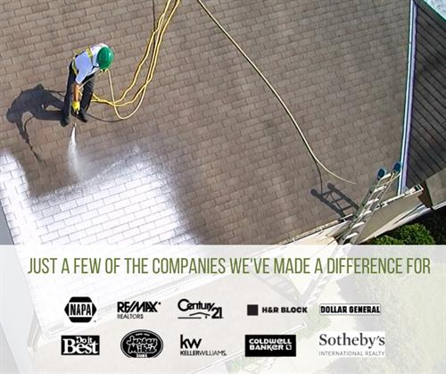 Join these many companies who have decided to help end the early replacement of roof on our planet.