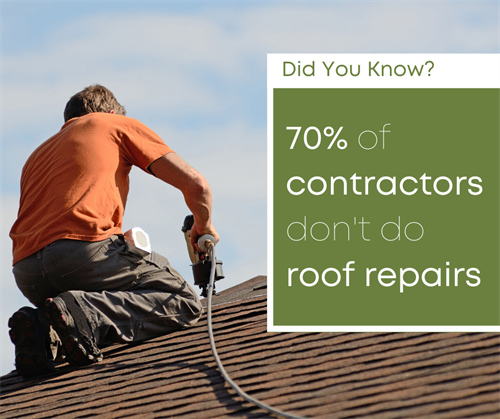 Why reface a roof when you can extend the life of a roof?