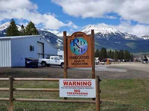 RDF&P, Inc. Joseph site