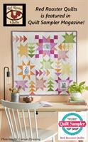 Red Rooster Quilts Featured in Better Homes & Gardens Quilt Sampler Top 10 Shops