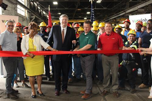 Memphis Expansion Ribbon Cutting Event - June 2019