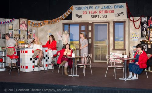 Come Back to the Five and Dime, Jimmy Dean at Lionheart Theatre Company
