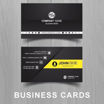 100 Business Cards for $25