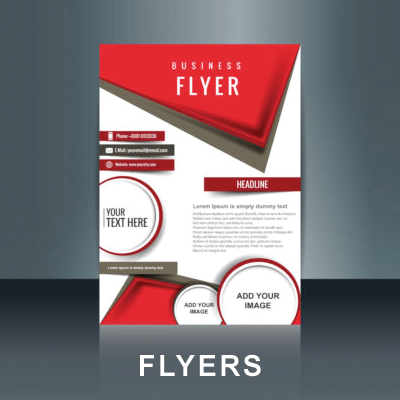 100 Flyers starting at $45