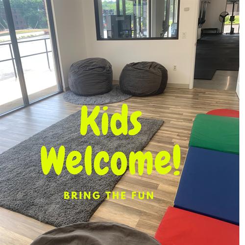 Kid-friendly space