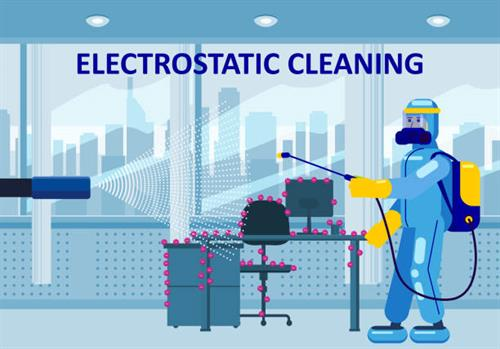 Electrostatic Cleaning