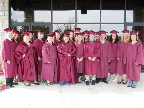 June 2013 Graduates