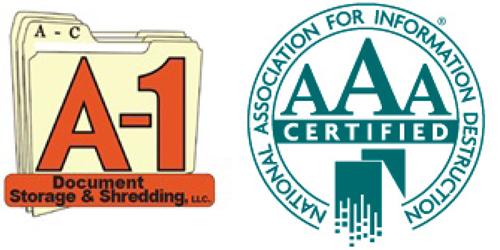 A-1 Document Storage and Shredding, LLC