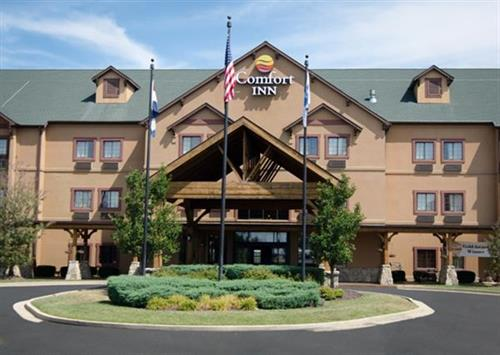 Comfort Inn by Choice with a free hot breakfast and indoor heated pool.