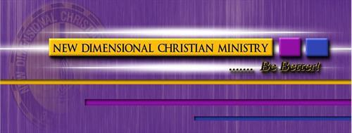 NDCM Banner