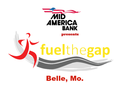 Fuel the Gap, the most fun run in rural Missouri is coming to Belle, Missouri, Saturday, September 26, 2015. Visit fuelthegap.com for more information.