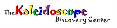 Kaleidoscope Discovery Center Banner Logo