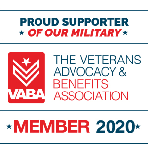 Proud supporter of the VA