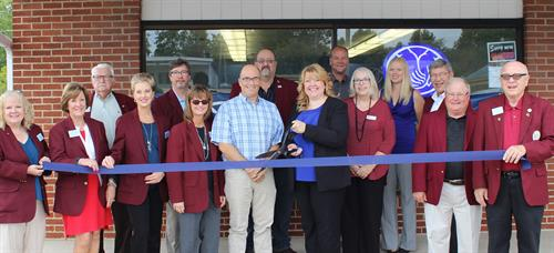 Grand Opening Ribbon Cutting Celebration