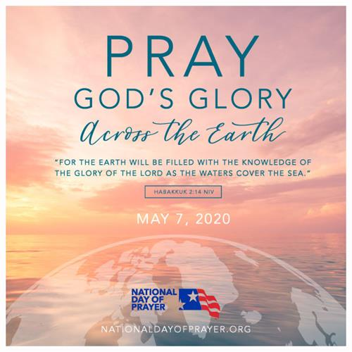2020 National Day of Prayer promotion