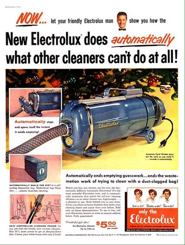 Give the gift of a brand new Electrolux.