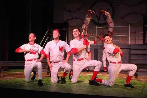 OAT's production of DAMN YANKEES July-August 2016