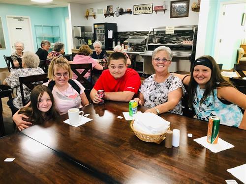 Volunteer Appreciation Day!   Ice Cream Social.