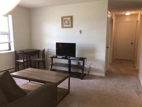 One of our furnished units